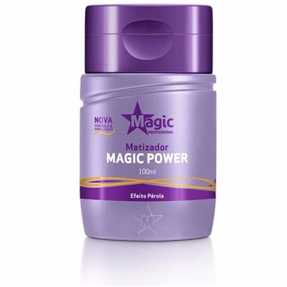 Matizador Magic Color - Efeito Pérola 100ml