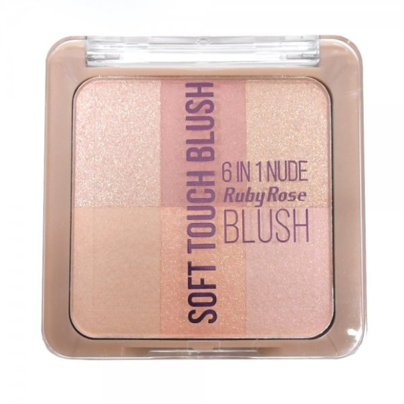 Blush Soft Touch Ruby Rose - Cor 1