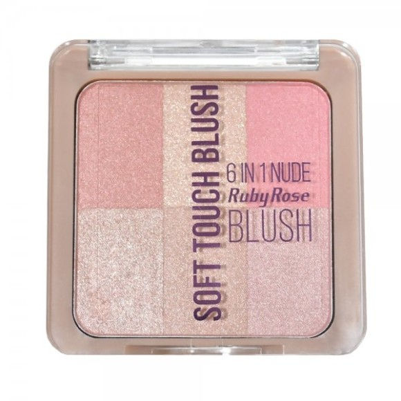 Blush Soft Touch Ruby Rose - Cor 2