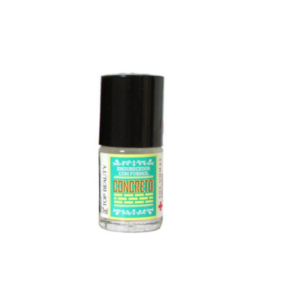 Base Concreto Endurecedora com formol - Top Beauty 7ml