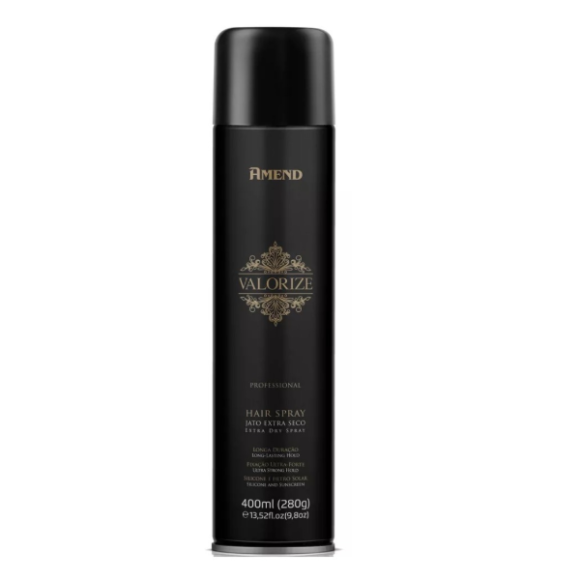 Hair Spray Valorize Amend Ultra Forte- 400ml