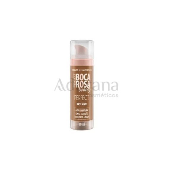Base Matte Boca Rosa by Payot - 7 Marcia