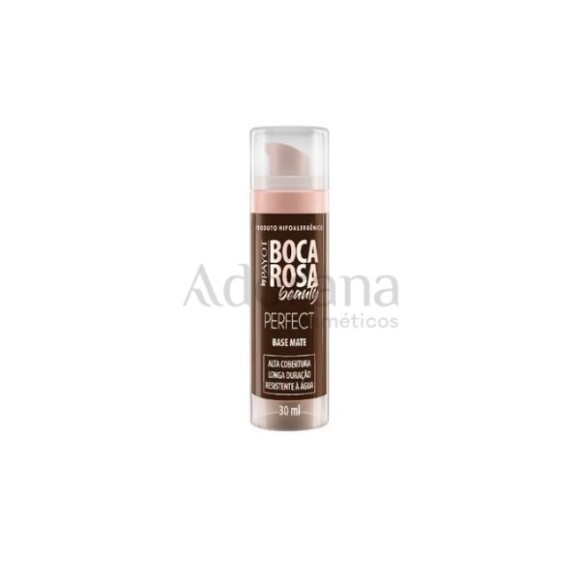 Base Matte Boca Rosa by Payot - 9 Aline