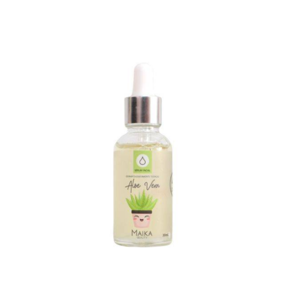 Sérum Facial Aloe Vera 30ml
