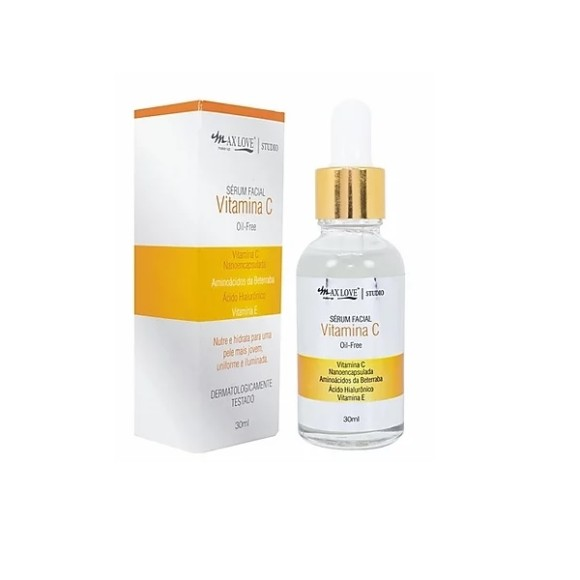 Sérum Facial Vitamina C Max Love 30ml