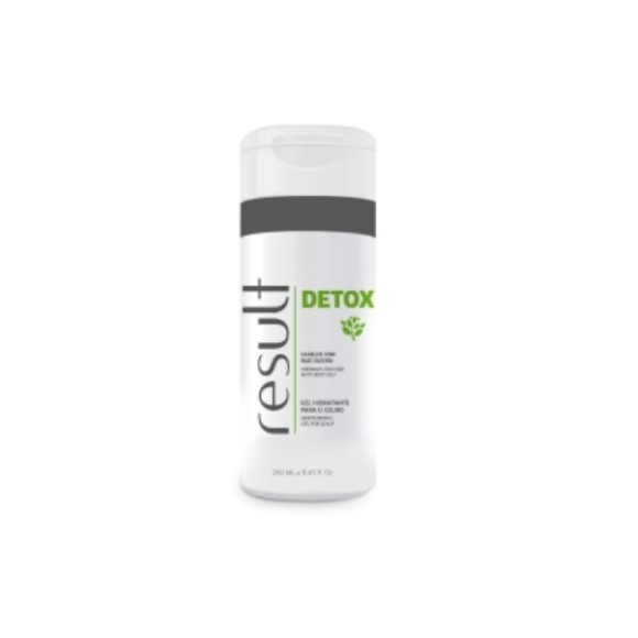 Gel Hidratante Detox Result 250ml