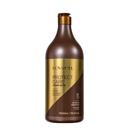 Shampoo Protect Care Power Nutri Lowell 1L