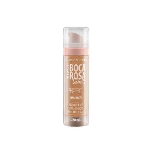 Base Matte Boca Rosa by Payot - 3 Francisca